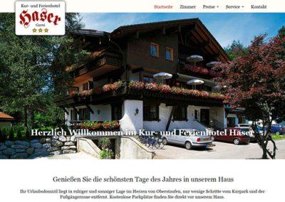 Hotel Haser – Oberstaufen im Allgäu