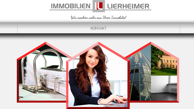 Webdesign Augsburg für Immobilienmarkler
