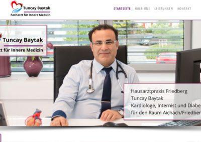 Arztpraxis T. Baytak | Friedberg Facharzt für Innere Medizin