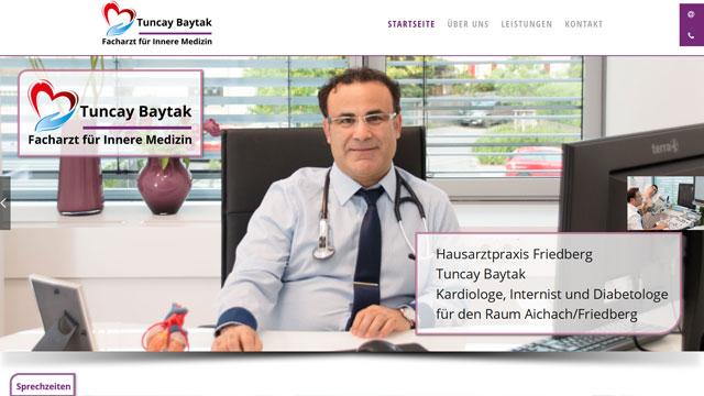 Webdesign Augsburg für Ärzte