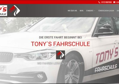 Tony´s Fahrschule – Friedberg | Kissing | Merching
