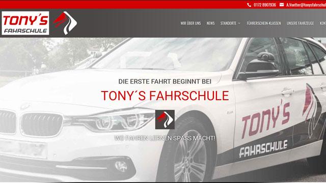 Tonys Fahrschule