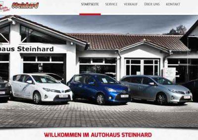 Autohaus Steinhard – Friedberg Rinnenthal