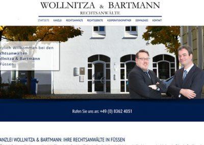 Kanzlei Wollnitza & Bartmann: Ihre Rechtsanwälte in Füssen