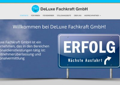 DeLuxe Fachkraft – Langweid bei Augsburg / Radolfzell