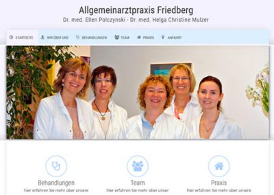 Fachärzte für Allgemeinmedizin und Naturheilverfahren Friedberg