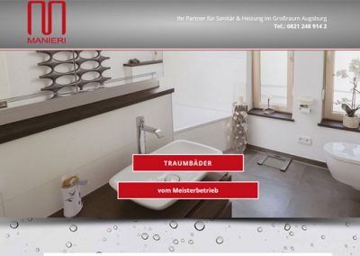Manieri Sanitär – Augsburg/Neusäß