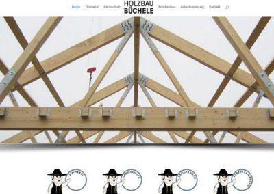 Holzbau – Zimmerei Büchele in Aindling