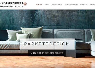 Meisterparkett Hirschmann & Draycott – Augsburg