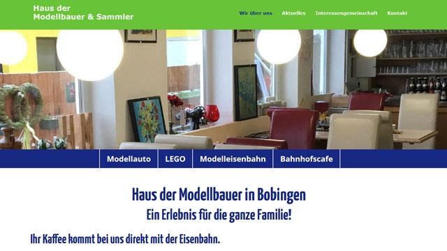 Haus der Modellbauer und Sammler in Augsburg