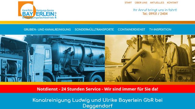 Webdesign Augsburg für Handwerker