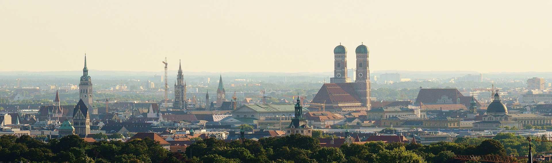 Webseite erstellen lassen München