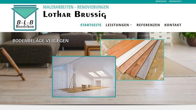 BLB Baudekor Lothar Brussig: Marktoberdorf im Allgäu