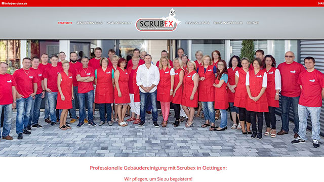 Homepage erstellen lassen Oettingen