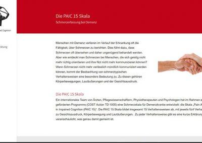Die PAIC 15 Skala – Prof. Dr. Miriam Kunz (Universität Augsburg)