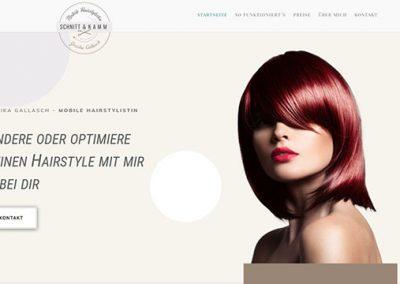 Mobiler Friseur- Schnitt und Kamm Augsburg